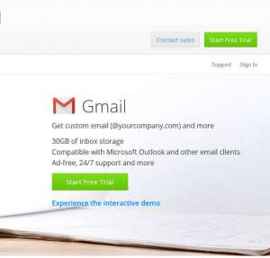 Gmail Step 1