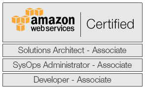 Amazon Web Services Certified Solution Architect SysOps Administrator Developer