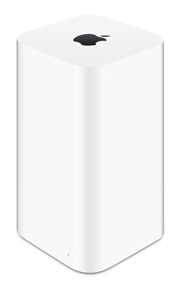 Apple Time Capsule Backup Review