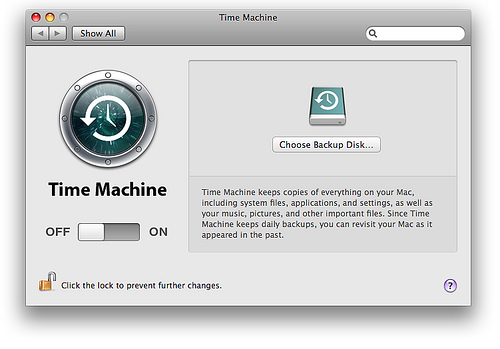 Apple Time Machine Review