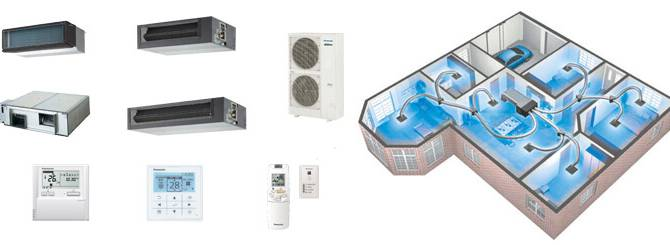 Panasonic Comfort Cloud Setup with Ducted HVAC and General Tips